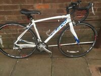 Avanti Attack 18 speed full carbon ladies racer
