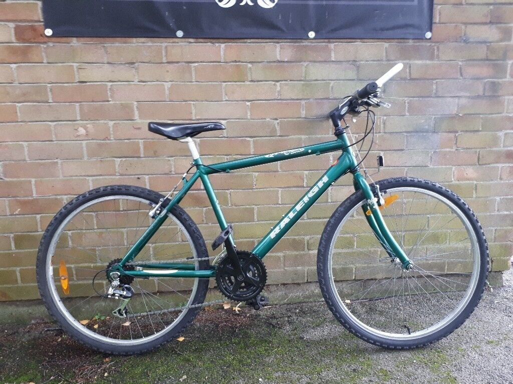 Raleigh max bike - great condition