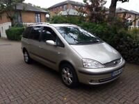 FORD GALAXY GHIA 1.9 TDI 2006 AUTO SERVICE HISTORY 3 OWNERS
