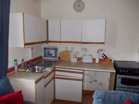 One bedroom furnished flat available for immediate rent in Campbeltown, Argyll