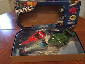 Thunderbirds vehicles