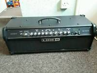 Line 6 spider 4 150 w head electric guitar amp amplifier Marshall mesa fender laney