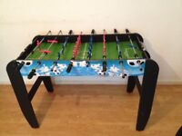 Debut football table 4 ft