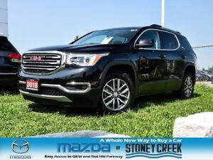 2018 GMC Acadia SLE-2 Apple/Android Carplay Heated Seats Rear Ca