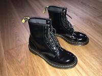 Dr Martin Paignton boots