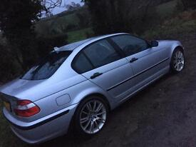 BMW 318i 2003 E46 Silver / breaking / postage available / 1.8 2.0 1.6 BMW spares