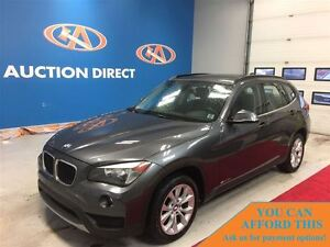 2014 BMW X1 xDrive28i, PANO ROOF, BLUETOOTH, HEATED SEATS, FIA