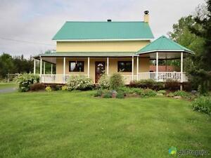 318 000$ - Fermette à vendre à St-Ludger-De-Milot Lac-Saint-Jean Saguenay-Lac-Saint-Jean image 3
