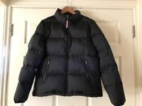 Tommy Hilfiger Women's Size Large Black Down & Feather Filled Jacket