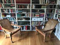 Campaign/ Directors / Indonesian / Colonial / rattan chairs