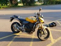 Honda CB600F Hornet - low mileage - great condition