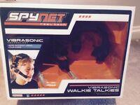 Walkie Talkie Set - Spynet (new)