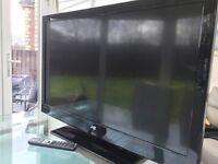 """JVC 42"""" LCD 1080HD freeview TV"""