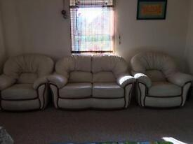 Good Leather sofa for sale