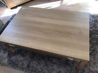 Oak Effect Coffee Table - £20.