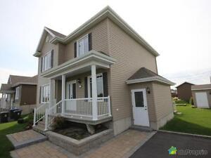 370 000$ - Maison 2 étages à vendre à Pintendre