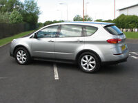 2008 58 subaru tribeca b9a fully loaded rare car, reduced to sell. 1st to see will buy