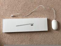 Apple USB Keyboard & Mouse