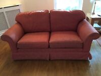 Two seater sofa Laura Ashley very good condition