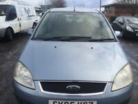 DIESEL FORD FOCUS CMAX 2005 5DR FULL YEAR MOT EXCELLENT CONDITION