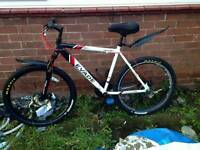 Mountain bikes and bicycles for sale