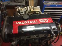 Vauxall Red top engine