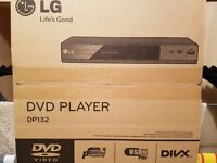 LG Mini dvd player