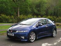 2010 HONDA CIVIC TYPE R GT **1 OF 112 - RARE PEARL BLUE - GP KIT - FSH - SUPERB ORDER**