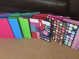 7 folders