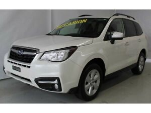 2017 Subaru Forester 2.5i Convenience MAGS SIEGES CHAUFFANTS BLU