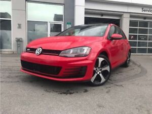 2016 Volkswagen GTI AUTOBAHN SEULEMENT 13,200KM! GROUPE TECH!