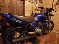Honda CG125 2006