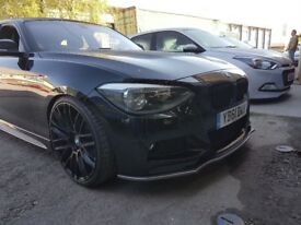BMW 116d Sport with ECO Drive. £30 a Year Road Tax a 2.0ltr Sport Engine!