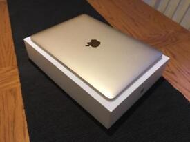 """MacBook 12"""" 2015 Gold / 256GB SSD / 8GB RAM / Core M"""