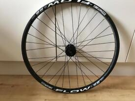 Stans ZTR Flow tubeless 27.5 front wheel
