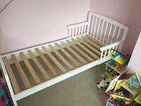 'Tippitoes' junior bed and superior comfort mattress