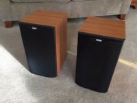 B&W DM601 S2 speakers