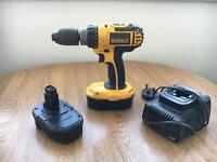 DeWalt DC725 Combi-drill