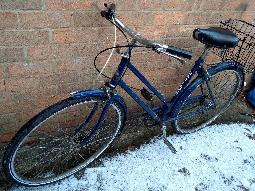RALEIGH WAYFARE LADYS SIT UP AND BEG Vintage Bike Bicycle Sturmey Archer 3