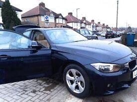 BMW 3 Series 2.0 320d EfficientDynamics 4dr, BEIGE LEATHER INTERIOR