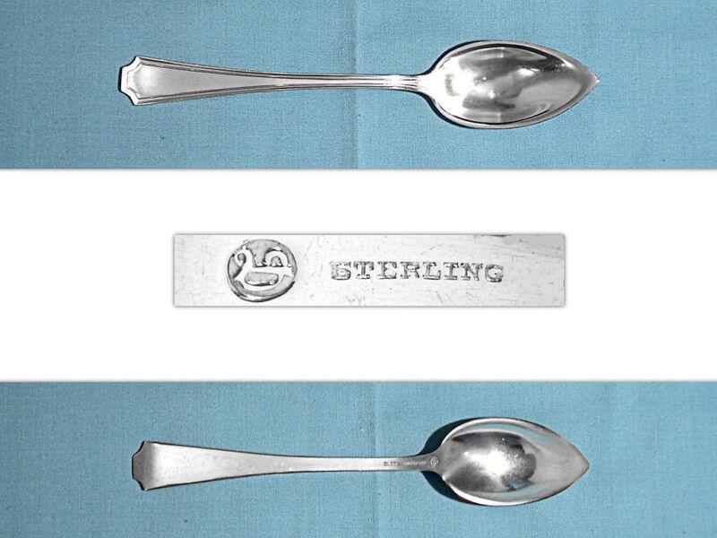 GORHAM / DURGIN STERLING FRUIT / ORANGE SPOON(S) ~ FAIRFAX ~ NO MONO