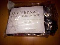 NEW UNIVERSAL PUSHCHAIR RAINCOVER