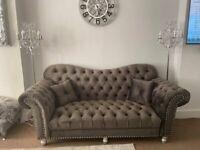 Brand New Elegance Suite sofa set
