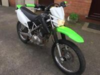2012 KAWASAKI KLX125 LEARNER LEGAL ENDURO BIKE 125cc HONDA XR OFF-ROAD