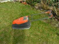 Flymo Turbo Compact 350 Vision lawn mower