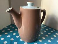 Denby Langley coffee pot
