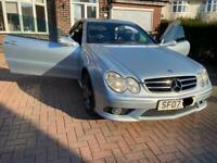 Mercedes CLK sport