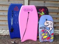 Life's a Beach! Family body board collection