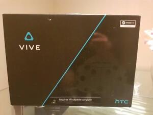 HTC VIVE - Like New In Box