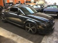 AUDI TT 3.2 V6****LOTS OF NEW PARTS****
